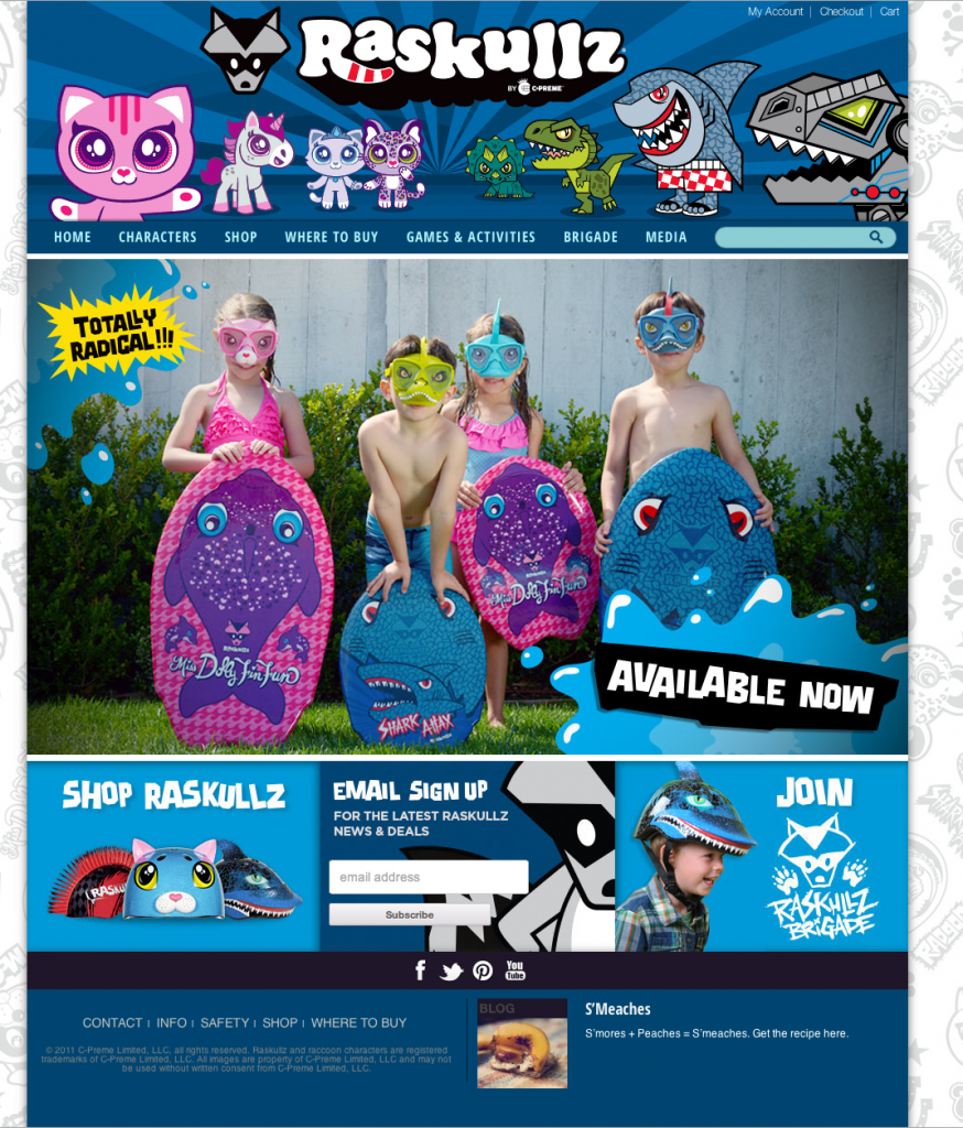 raskullz-website